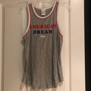Perfect 4th of July tank top!